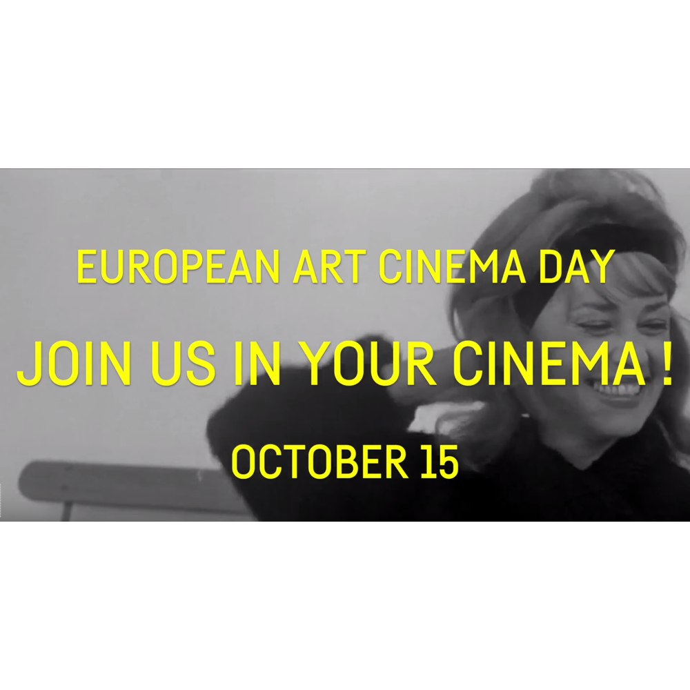 European Art Cinema Day 2017