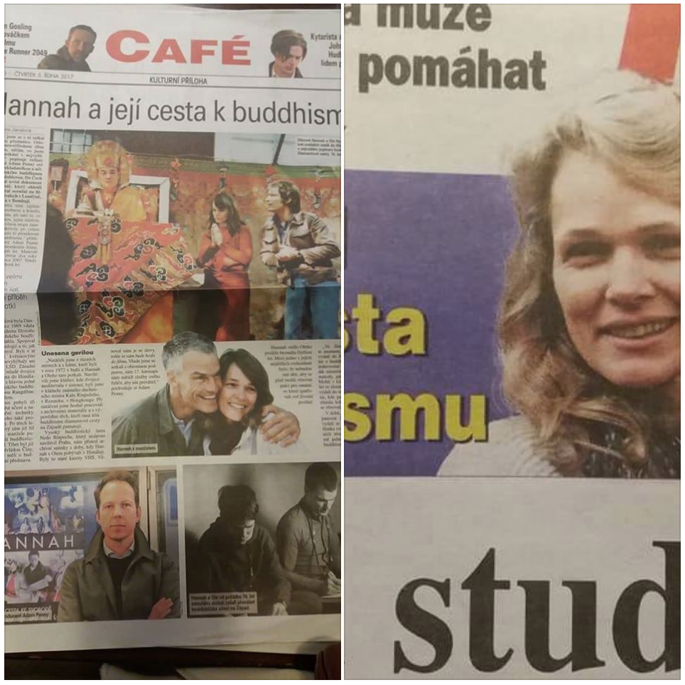 National newspaper in Czech Republic